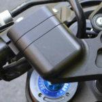 10 mm offset spacer (installed)